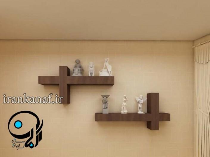 شلف و باکس- کناف دیوار