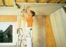 بهسازي صوتي ساختمان با سيستم كناف