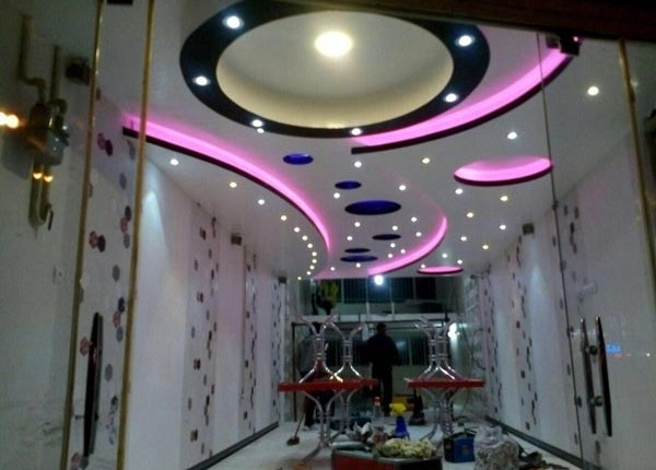 طراحی داخلی در اصفهان